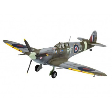 Model Set Supermarine Spitfire M 1:72