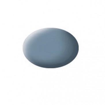 Aqua grijs, mat
