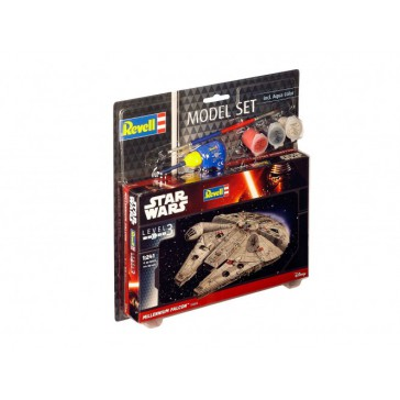 Model Set Millennium Falcon 1:241