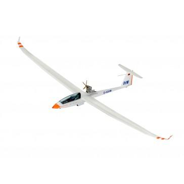 DISC..Gliderplane DUO DISCUS & engine 1:32