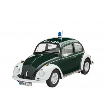 DISC..VW Beetle Police 1:24