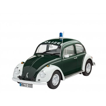 DISC.. VW Coccinelle Police 1:24