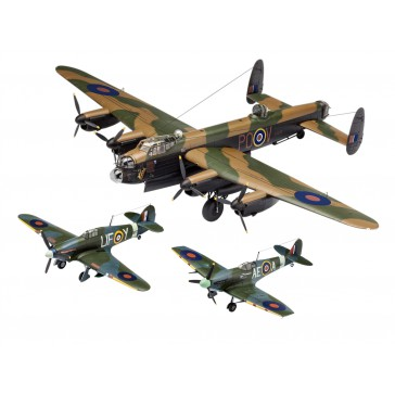 100 Years RAF: British Legends 1:72