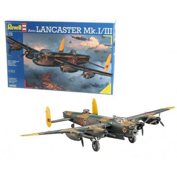 Avro Lancaster Mk.I/III 1:72