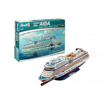 Cruiser Ship AIDA 1:400
