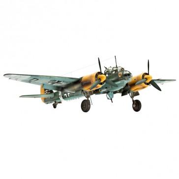 DISC.. Junkers Ju 88A-4 Bomber 1:72