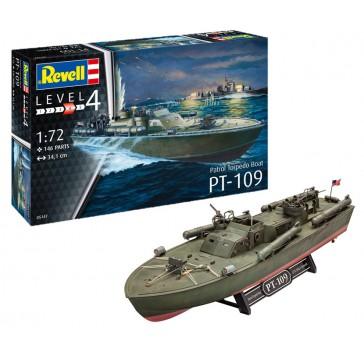 Patrol Torpedo Boat PT-109 1:72