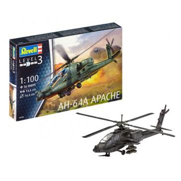 AH-64A Apache 1:100