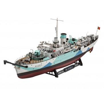 Flower Class Corvette HMS BUTTER 1:144