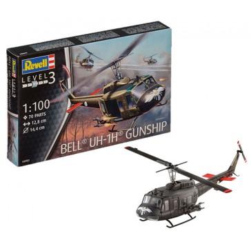 Bell® UH-1H® Gunship 1:100