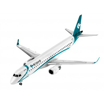 Embraer 195 AIR DOLOMITI 1:144