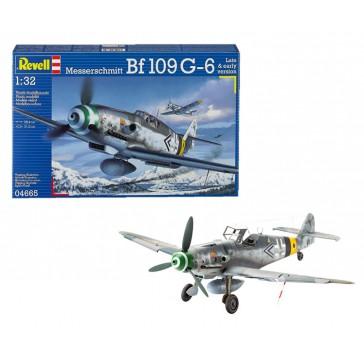 Messerschmitt Bf109 G-6 1:32