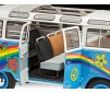 VW T1 Samba Bus Flower Power 1:24
