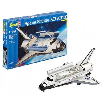 Space Shuttle Atlantis 1:144
