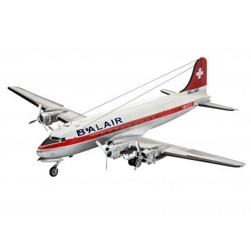 DISC.. DC-4 Balair / Iceland Airways 1:72