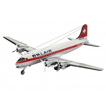 DISC..DC-4 Balair / Iceland Airways 1:72