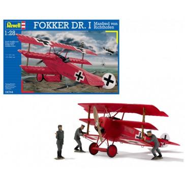 """Fokker Dr.I """"Richthofen"""" 1:28"""