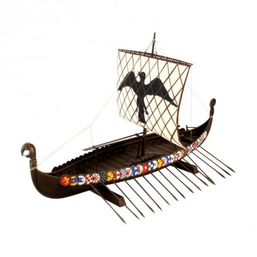 Viking Ship 1:50