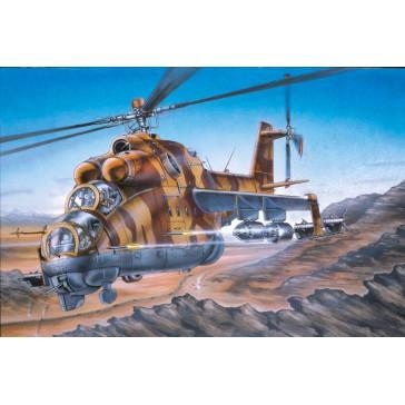 Mil Mi-24D Hind 1:100