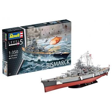 Bismarck 1:350