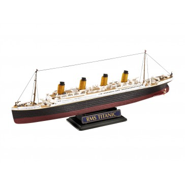 "Coffret Cadeau ""Titanic"" 1:700 & 1:1200"