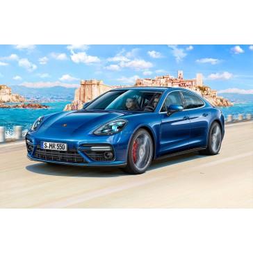 Porsche Panamera Turbo 1:24