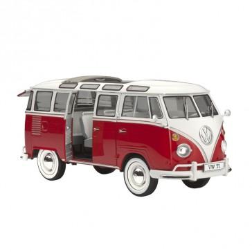 VW T1 Samba Bus 1:24