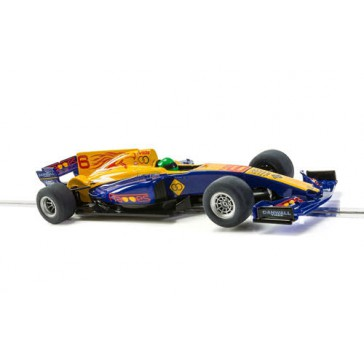 FORMULA ONE CAR BLAUW 2017 (11/18)