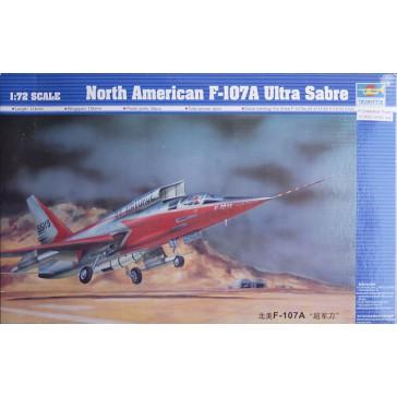 US F-107A 1/72