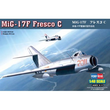 MiG-17F Fresco C 1/48