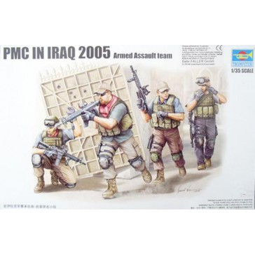 PMC in Iraq Fire mov 1/35