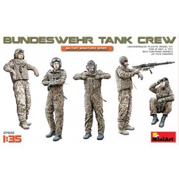 Bundeswehr Tank Crew 1/35