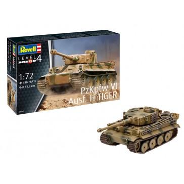PzKpfw VI Ausf. H TIGER 1:72