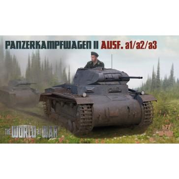 Pz.Kpfw. II Ausf A2 1/72