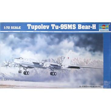 TU-95MS Bear-H 1/72