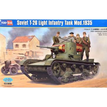 Soviet T26 Light Inf. Mod 1935 1/35