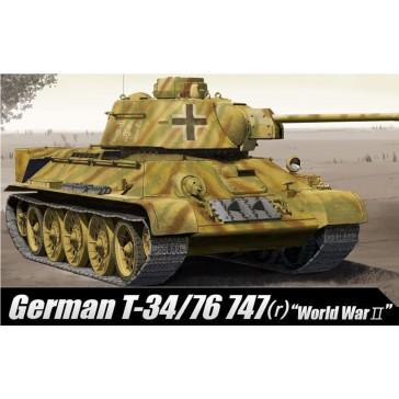 German T-34-76 747(r) 1/35