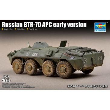 Russian BTR-70 APC Early ver. 1/72