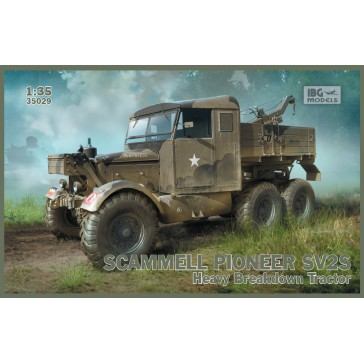Scammell Pioneer SV25 Heavy Br.1/35