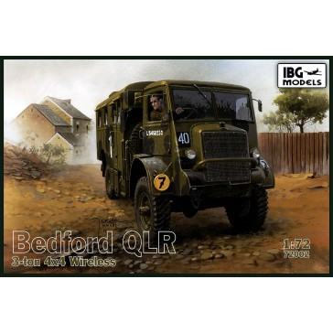 Bedford QLR 1/72