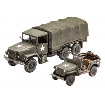 M34 Tactical Truck & Off-Road Ve 1:35