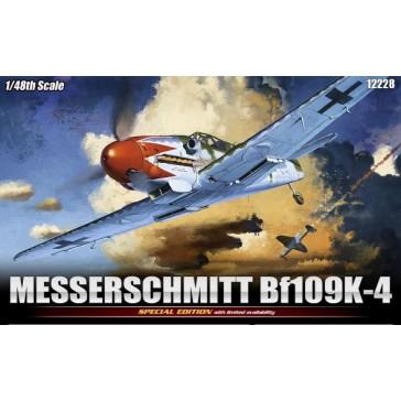 (12228) MESSERSCHMITT BF109K-4 1/48