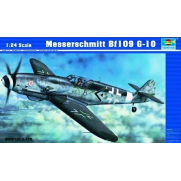 MESS.SCHM.BF109G-10 1/24