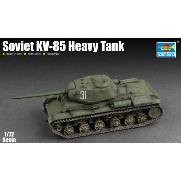 Soviet KV-85 Heavy Tank 1/72