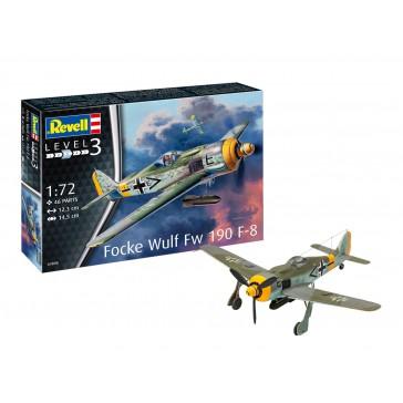 Focke Wulf Fw190 F-8 1:72