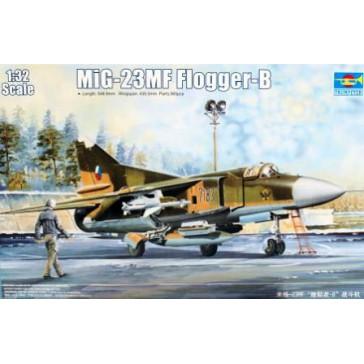 Mig-23MF Flogger-B 1/32