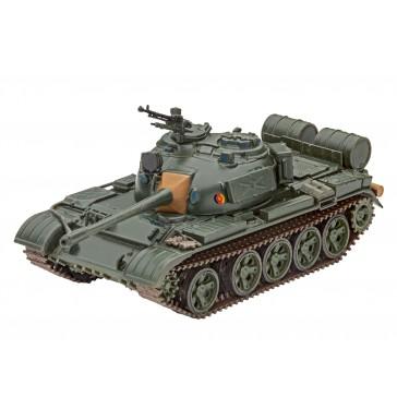 T-55 A/AM 1:72