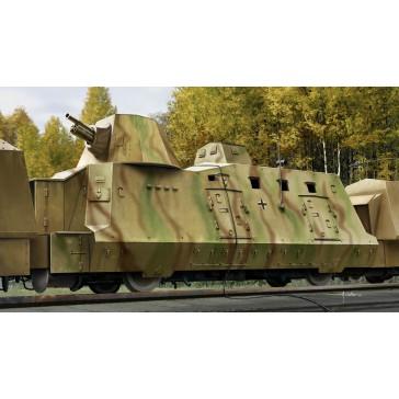 Geschutzwagen BP42 1/72