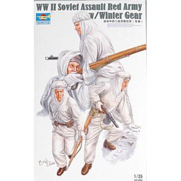 WWII Soviet Red Army 1/35