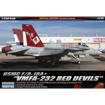 F18A + VMFA 232 Red Devils 1/32
